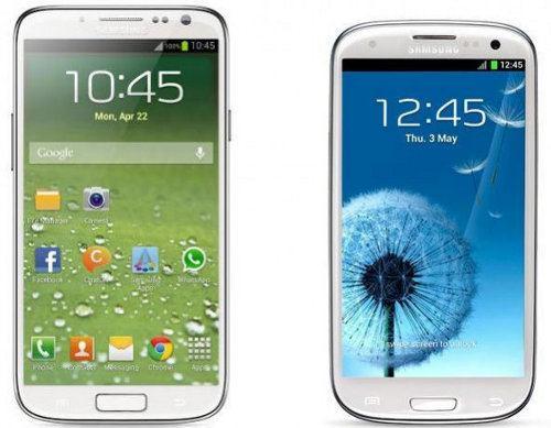 Galaxy S IV podría ser lanzado el 22 de abril