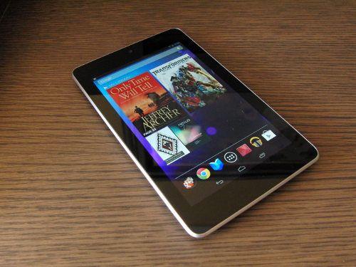 Google y Asus trabajan en un nuevo Nexus 7