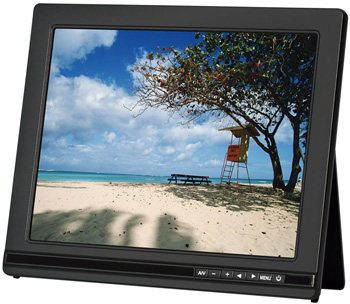Hanwha HM-TL943T-IP, un nuevo monitor touch móvil de 9,7 pulgadas