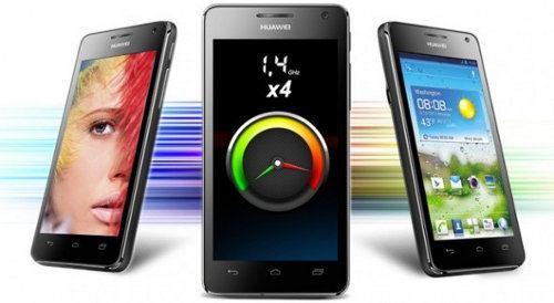 Huawei Ascend G615, otro smartphone quad-core