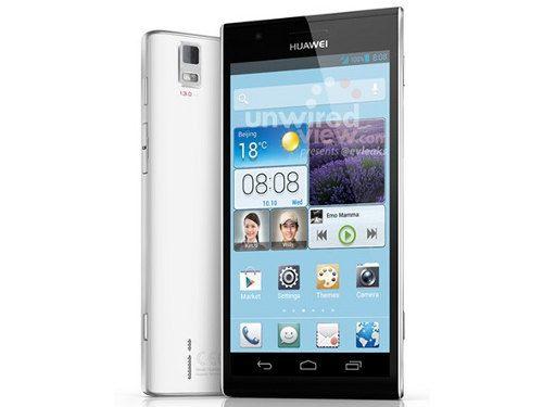 Huawei Ascend P2, otro smartphone muy delgado y con una genial cámara