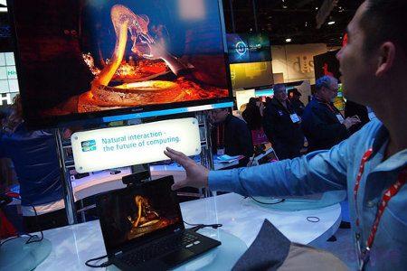 Intel: las PCs del mañana tendrán control por voz, gestos y rostro