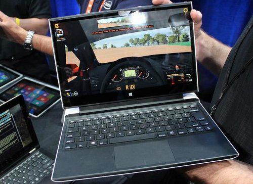 Intel nos muestra la laptop que usaremos el año que viene