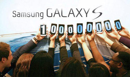 La línea Galaxy S lleva vendidas más de 100 millones de unidades