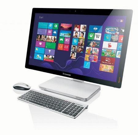 Lenovo IdeaCentre A730, una genial todo en uno de 27 pulgadas