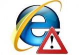 Más problemas de seguridad para Internet Explorer