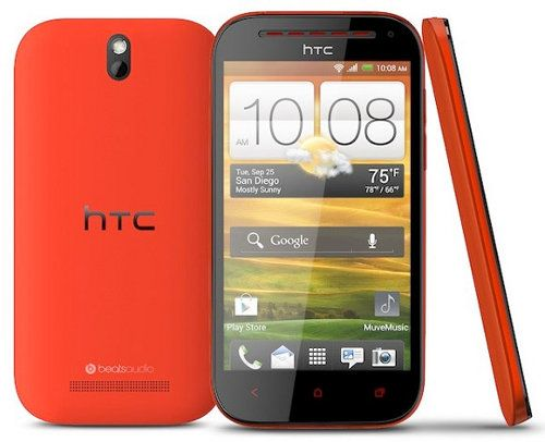 Mira al HTC One SV