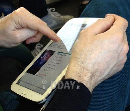 Mira al nuevo Samsung Galaxy Note 8.0