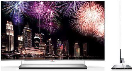 Mira la nueva TV de 10000 dólares de LG