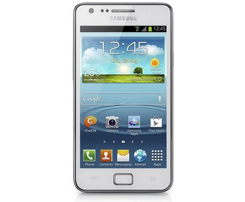 Nuevo Samsung Galaxy S II Plus