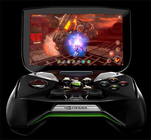 Nvidia Project SHIELD, una consola portátil capaz de correr juegos de PC