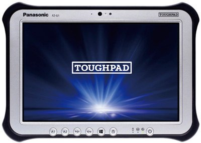 Panasonic TOUGHPAD FZ-G1, nuevo tablet W8 de alta resistencia