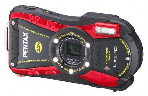 Pentax WG-10, una genial cámara con estupendas resistencias
