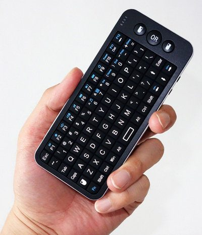 Sanko Air, un nuevo mouse con teclado