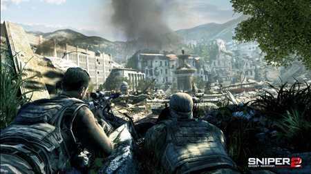Sniper Ghost Warrior 2 estrena nuevo avance