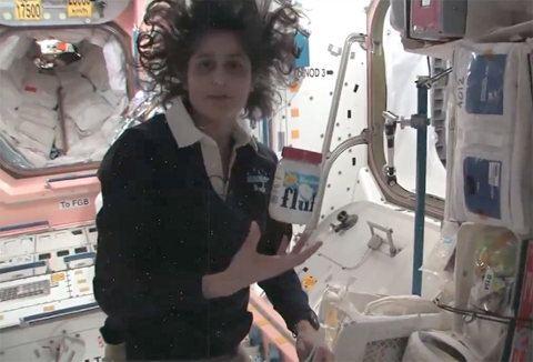 Un tour por la Estación Espacial Internacional