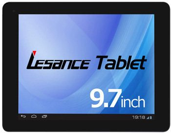 Unitcom LesanceTB A097B/BK, nuevo tablet de gama media con Android 4.0