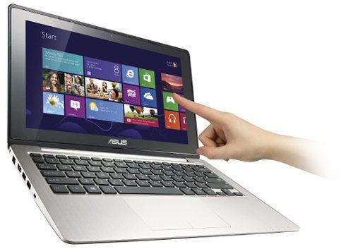 ASUS Q200, nueva portátil touch a muy buen precio