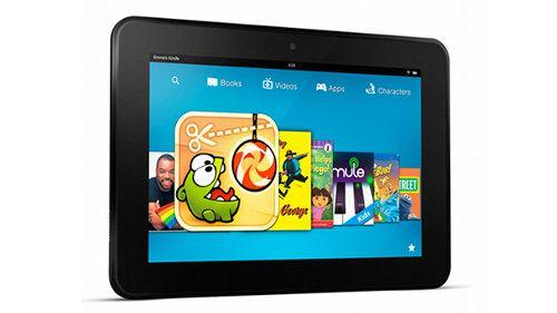 Amazon ofrece descuentos en el Kindle Fire HD de 8,9 pulgadas hasta el 8 de febrero