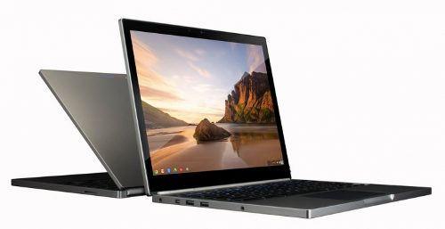 Chromebook Pixel, la nueva portátil de Google con pantalla touch de alta definición