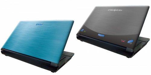 Clásicas consolas Sega convertidas en poderosas laptops con Windows 8