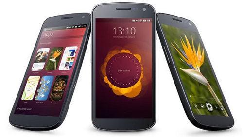 El smartphone Ubuntu será lanzado en octubre