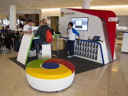 Google tendrá su propia cadena de tiendas