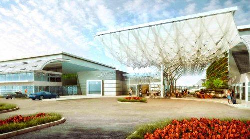 Google tendrá su propio aeropuerto privado