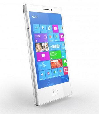 Intelegent, un poderoso smartphone que corre con Windows 8 Pro