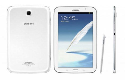 Samsung Galaxy Note 8.0 ya está aquí