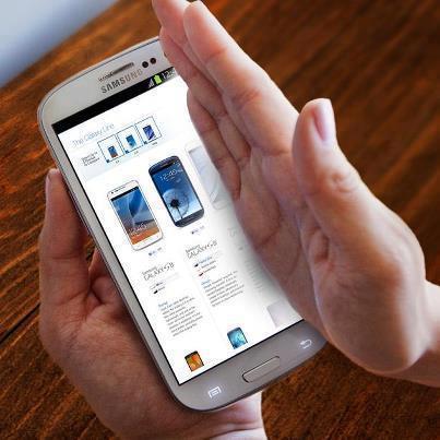 Samsung Galaxy S IV incorporaría funciones mediante gestos