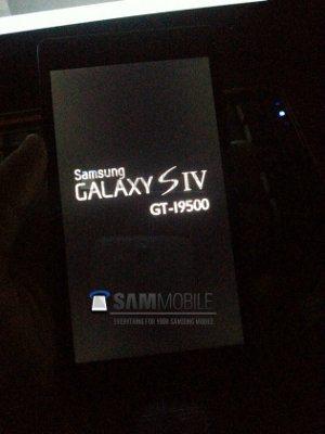 Samsung Galaxy S IV posibles especificaciones filtradas