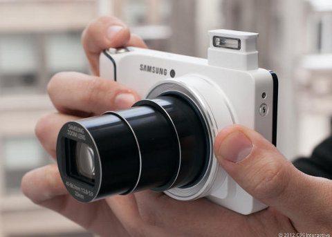 Samsung lanzará una cámara Galaxy de bajo precio