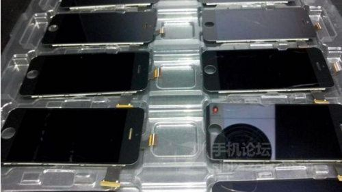 Será este el iPhone 5S