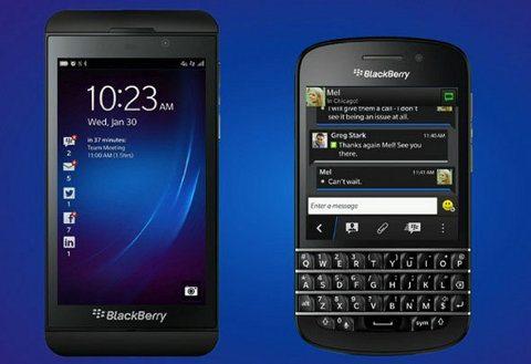 1 millón de dispositivos BB10 ya fueron vendidos