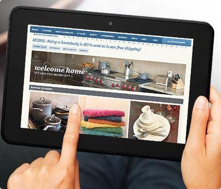 Amazon anuncia reducción del precio del Kindle Fire 8.9