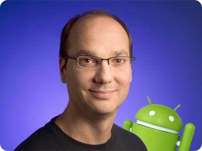 Andy Rubin deja de liderar el proyecto Android
