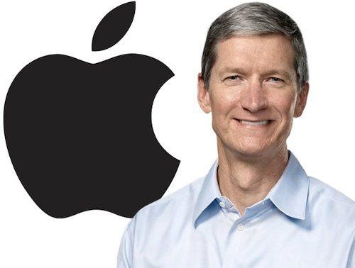 Apple es menos arrogante con Tim Cook al mando