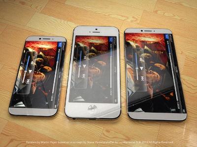 Cómo se vería el iPhone 6