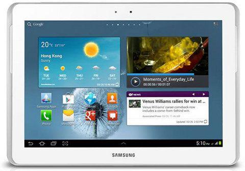 El Galaxy Tab 2 podría ser actualizado a Android 4.2.2
