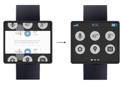 El equipo de Android estaría trabajando en un smartwatch