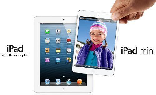 El iPad Mini superará al iPad de 10 pulgadas