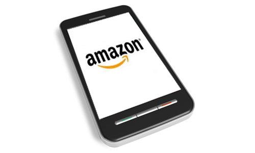 Amazon trabaja en un nuevo smartphone 3D
