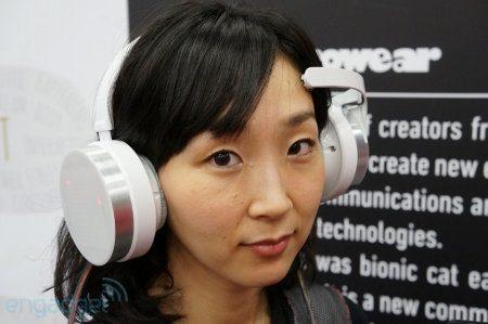 Estos auriculares pueden ser controlados por nuestro cerebro