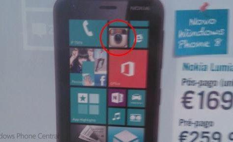 Instagram podría llegar a Windows Phone 8
