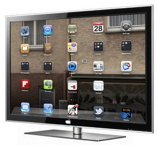 La Apple TV usará una pantalla 4K Ultra HD