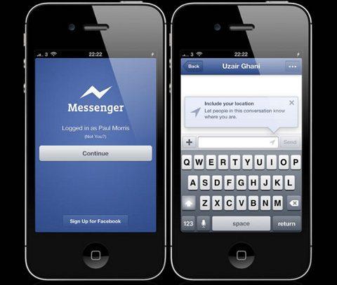 Llamadas gratuitas vía Facebook Messenger disponibles para Reino Unido