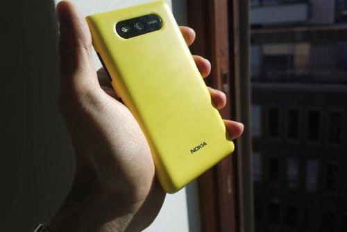 Nokia podría introducir la carga solar para teléfonos móviles