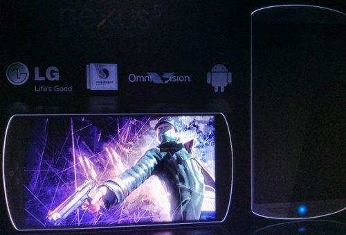 Surgen rumores sobre el Google Nexus 5