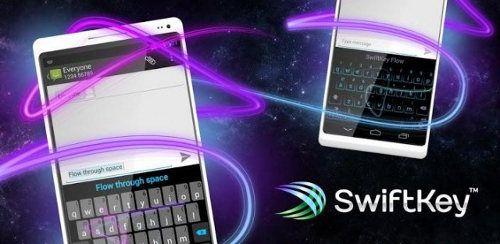 SwiftKey será el teclado estándar del Galaxy S IV